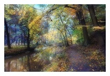 Autumn Walk Prints by John Rivera