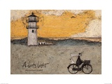 A Lovely Light Nantucket Affiche par Sam Toft