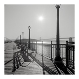 Broadway Pier 20 Prints by Alan Blaustein