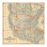 American Republic, 1842 Prints by Andrew Johnson