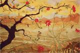 Apfelbaum mit roten Früchten Kunstdrucke von Paul Ranson