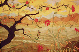Apple Tree with Red Fruit Prints by Paul Ranson