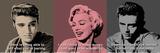 Célébrités américaines Posters par Chris Consani