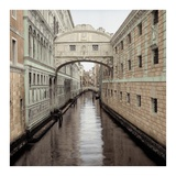 Bridge Of Sighs 1 Prints by Alan Blaustein