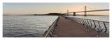 Bay Bridge Pano 106 Prints by Alan Blaustein