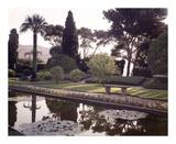 Banc de Jardin 32 Prints by Alan Blaustein
