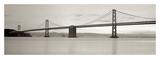 Bay Bridge Pano 1 Prints by Alan Blaustein