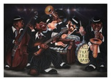 All That Jazz, Baby! Prints by Leonard Jones