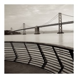 Bay Bridge 3 Posters by Alan Blaustein