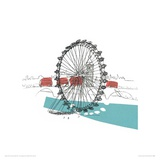 A London Eyeful II Prints by Susie Brooks