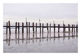 Antique Pier 78 Prints by Alan Blaustein