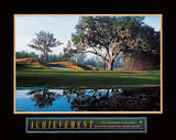 Achievement – Golf Prints by  Unknown