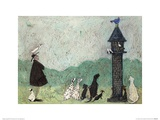 An Audience with Sweetheart Art by Sam Toft