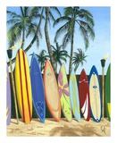 Bunch of Boards Prints by Scott Westmoreland