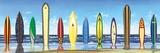 Board Stiff Posters by Scott Westmoreland