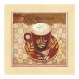 Cappuccino Affiches par Linda Maron