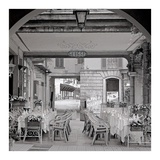 Bellagio Caffe 2 Posters by Alan Blaustein