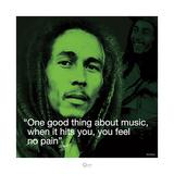 Bob Marley – No Pain Kunst av Unknown,