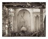 Banc de Jardin 49 Art by Alan Blaustein