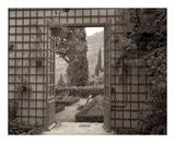 Banc de Jardin 54 Prints by Alan Blaustein
