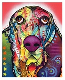 Basset Art by Dean Russo