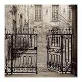 Avignon 2 Posters by Alan Blaustein