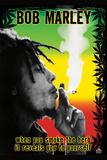Bob Marley - Smoke Herb Plakat autor Unknown