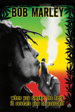 Bob Marley - Smoke Herb Poster by  Unknown