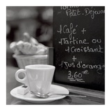Cafe, Champs-Elysees 31 Posters par Alan Blaustein