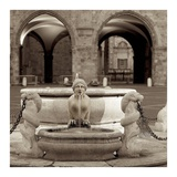Bergamo 1 Prints by Alan Blaustein