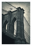 Brooklyn Bridge Art by Larry Nicosia
