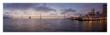 Bay Pano 119 Posters by Alan Blaustein