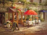 Café Beau Monde Prints by Calvin Stephens