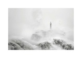 Cantabria Lighthouse II Prints by Marina Cano