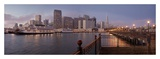Bay Pano 120 Posters by Alan Blaustein