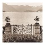 Aussicht Bellagio Kunstdrucke von Alan Blaustein