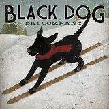 Black Dog Ski Co. Prints by Ryan Fowler