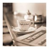 Caffè, Firenze Posters by Alan Blaustein