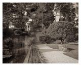 Banc de Jardin 57 Prints by Alan Blaustein