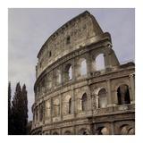 Coliseum Rome 2 Print by Alan Blaustein
