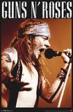 Guns N' Roses- Axel Posters