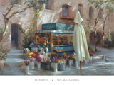 Bloomers Prints by Jan McLaughlin