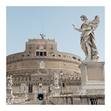 Castel Sant'Angelo 1 Prints by Alan Blaustein