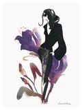 CoalPetal Prints by Andrea Byrne