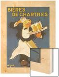 Bieres de Chartres Wood Print