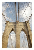 Brooklyn Bridge Posters by Alan Blaustein