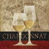 Chardonnay Prints by Conrad Knutsen