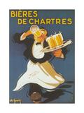 Bieres de Chartres Metal Print