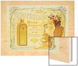 Soufroleine Wood Print