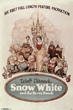 Disney: Snow White- One Sheet アートポスター